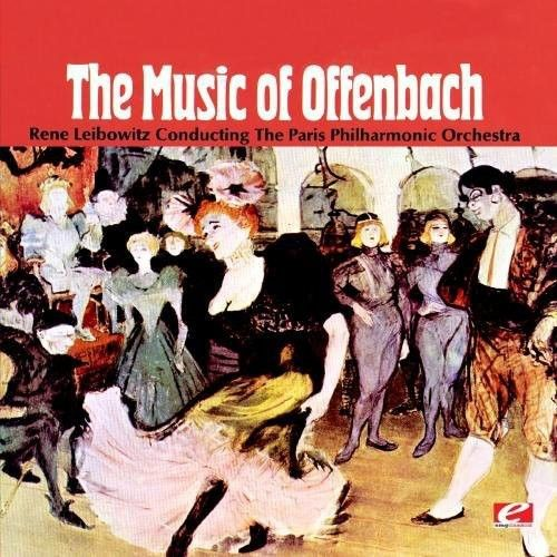 The Music of Offenbach