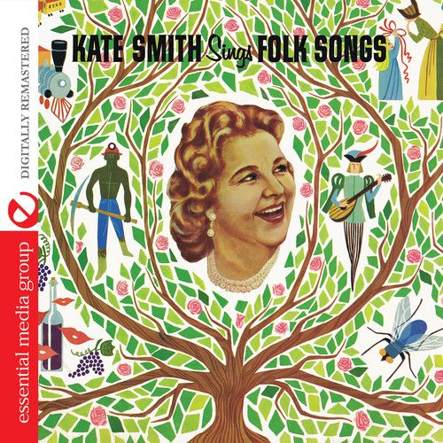 Kate Smith Sings Folk Songs