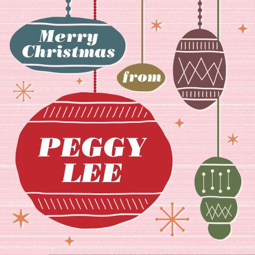Merry Christmas from Peggy Lee