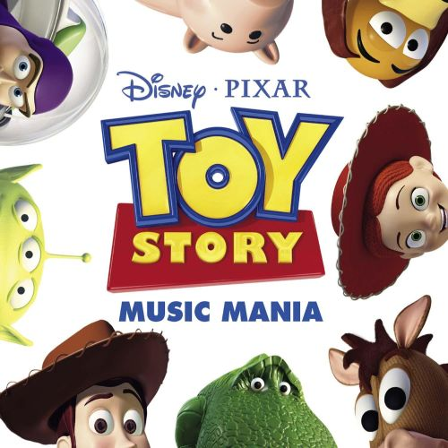 Toy Story Music Mania, Vol. 1