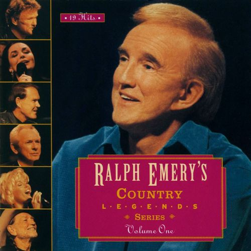 Ralph Emery's Country Legends Series, Vol. 1