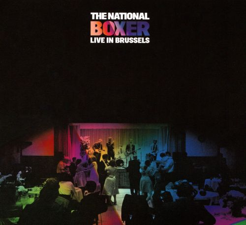 Boxer: Live in Brussels