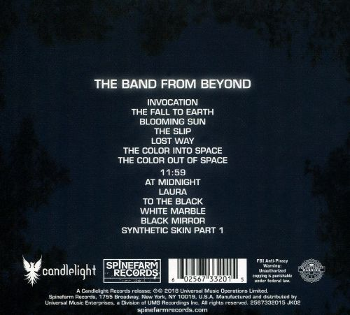 The Band From Beyond