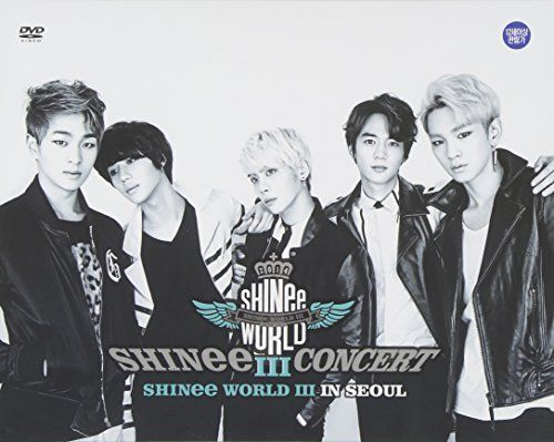 The 3rd Concert: SHINee World III in Seoul